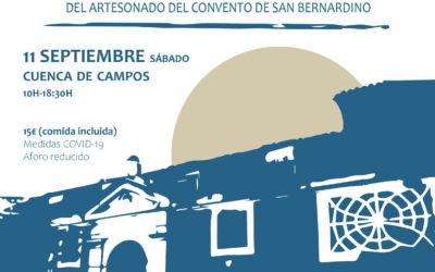 RESTAURACIÓN Y CONSERVACIÓN DEL ARTESONADO DEL CONVENTO DE SAN BERNARDINO